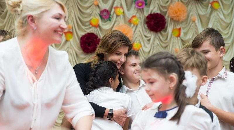 Робоча поїздка Марини Порошенко до Дніпропетровської області (фото, відео)