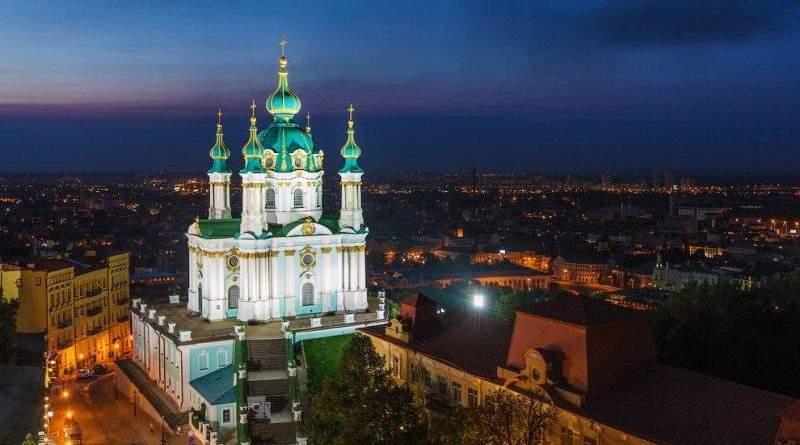 Закон про передачу Андріївської церкви Вселенському патріархату передано на підпис Президенту