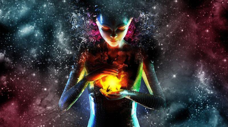 «Вселенная сконструирована из конфликтов» ©