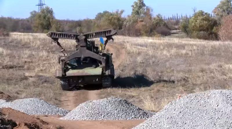 Українські військові не тільки воюють, а й будують! (відео)