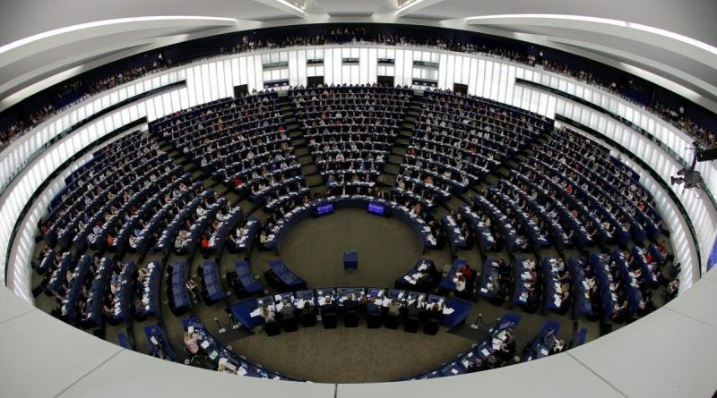 Президент привітав схвалення Резолюції Європарламенту щодо ситуації в Азовському морі