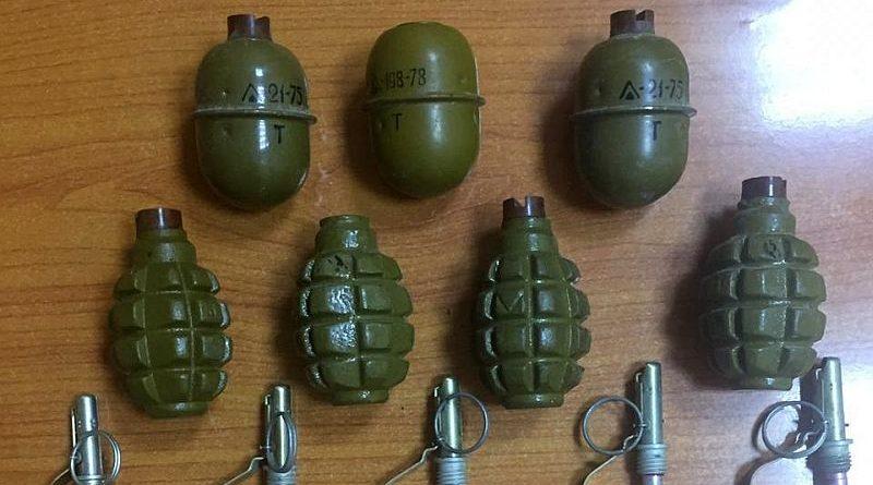 У районі проведення операції об'єднаних сил припинено налагоджений збут боєприпасів