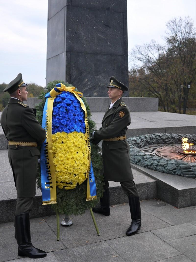 Звернення Президента до українського народу з нагоди 74-ї річниці вигнання нацистів з України
