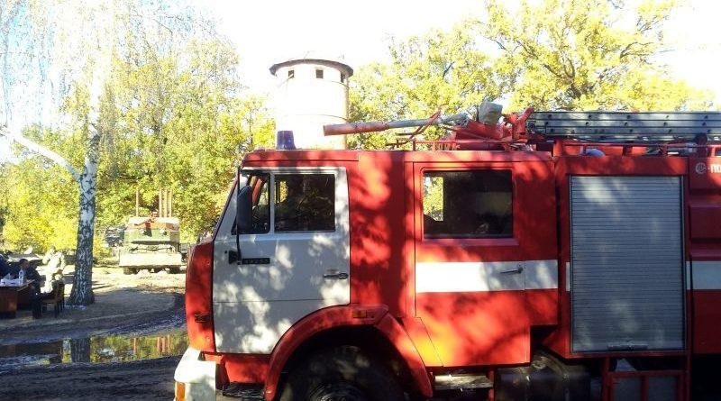 Інформація щодо обстановки на 6-му Арсеналі поблизу Ічні (фото)