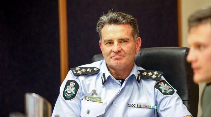 МВС України вивчатиме досвід поліції Австралії (фото)