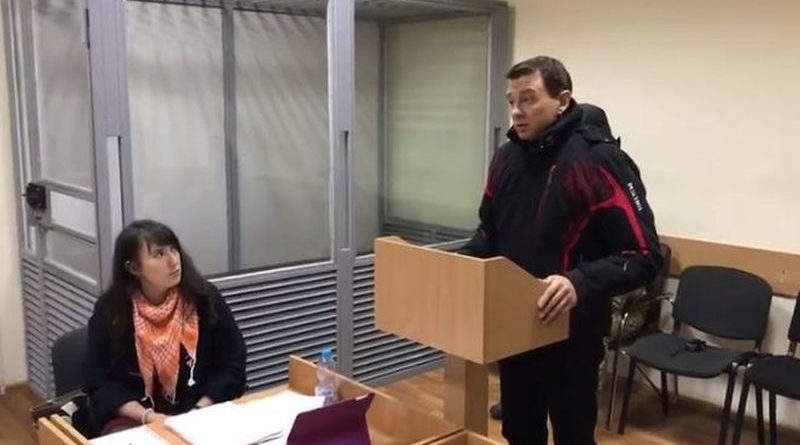 СБУ затримала бізнесмена Тимофія Нагорного у справі про держзраду (відео)
