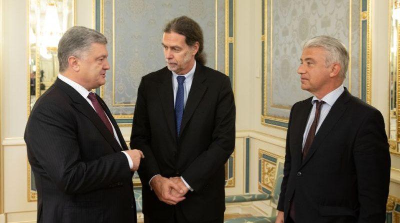 Президент України прийняв делегацію державних секретарів ФРН