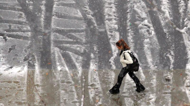 Увага! Попередження про різку зміну погодних умов в Україні!