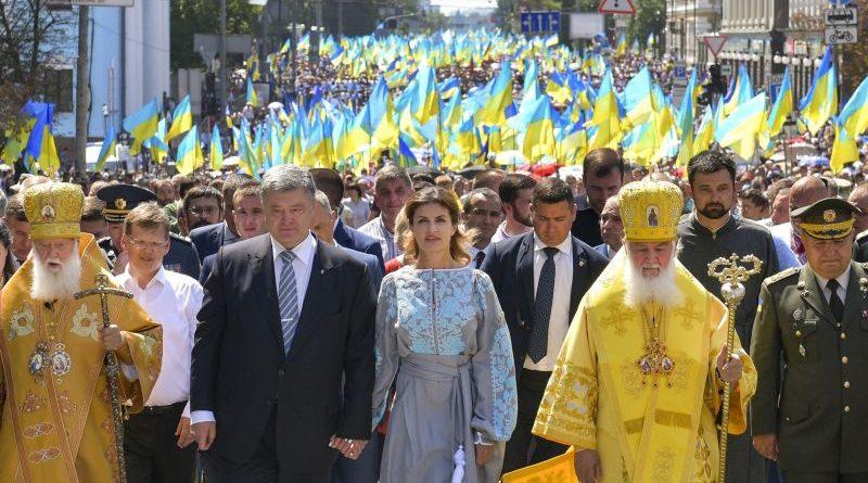 Громадська організація просить суд з'ясувати, чи є у Президента України право звертатися щодо Томосу