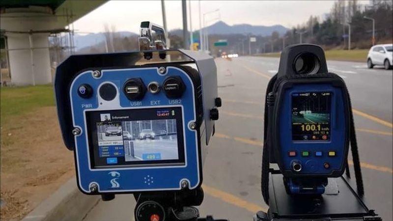 З 8 жовтня патрульна поліція почала використовувати пристрої вимірювання швидкості TruCam