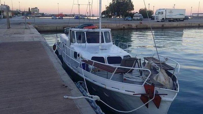 Українську яхту з майже 60 мігрантами затримано в Середземному морі
