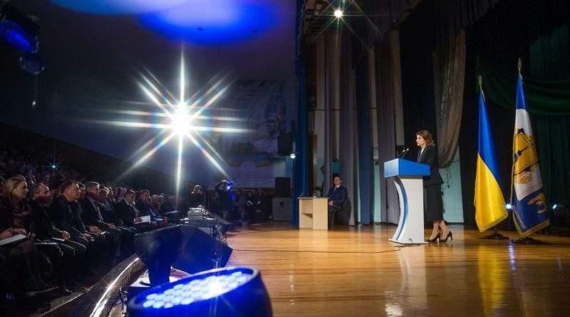 Марина Порошенко презентувала освітню програму навчальної дисципліни «Інклюзивна освіта» (фото)