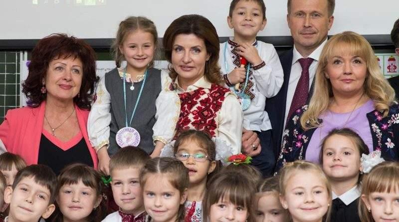Усі регіони України долучилися до проекту Марини Порошенко по впровадженню реформи інклюзивної освіти (фото)