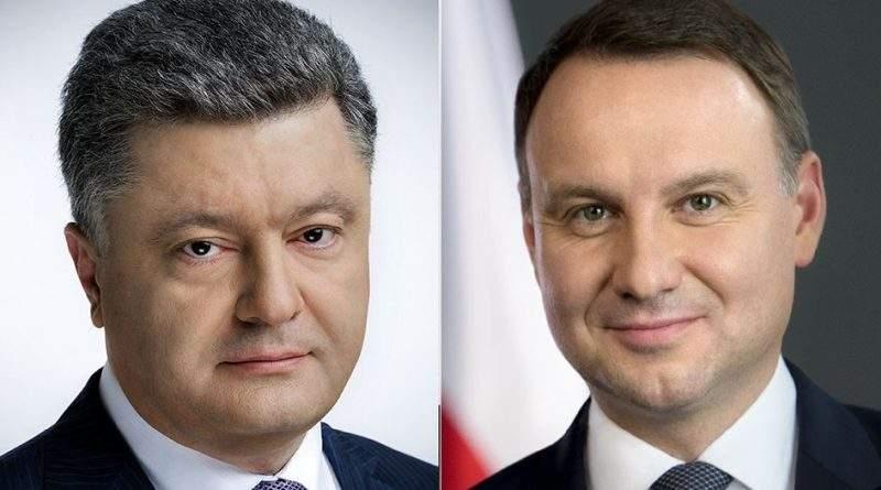 Президент провів телефонну розмову з Президентом Польщі