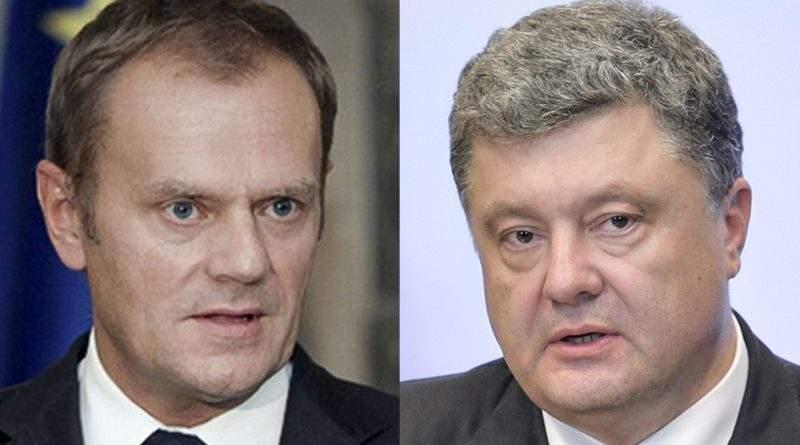 Президент України провів телефонну розмову з Президентом Європейської Ради