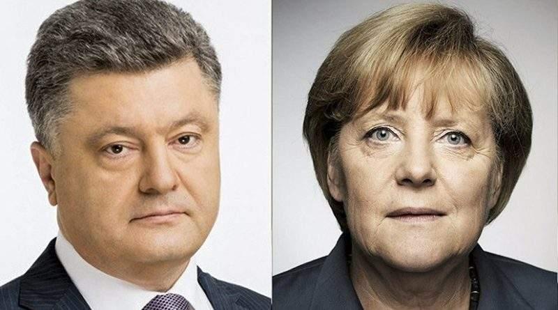 Президент провів переговори з Канцлером Німеччини