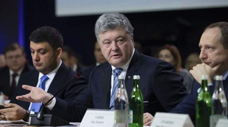 Виступ Президента України на відкритті Сьомого засідання Ради регіонального розвитку (фото, відео)