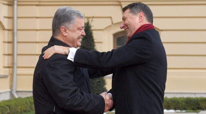 Президент України проводить зустріч з Президентом Латвійської Республіки (фото, відео) (оновлюється)