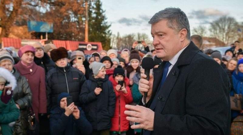 Робоча поїздка Президента до Чернігівської області (фото, відео)