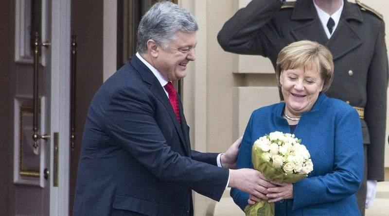 Відбулися переговори Президента України Петра Порошенка з Федеральним канцлером ФРН Ангелою Меркель (фото, відео)