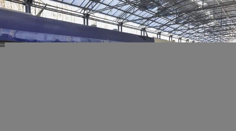 Президент взяв участь у запуску експресу до аеропорту «Бориспіль» (фото, відео)