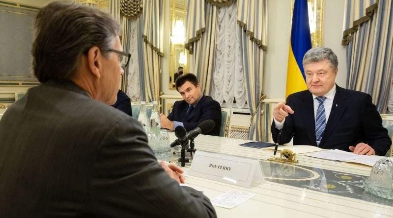 Україна та США започаткували стратегічний енергетичний діалог (фото)