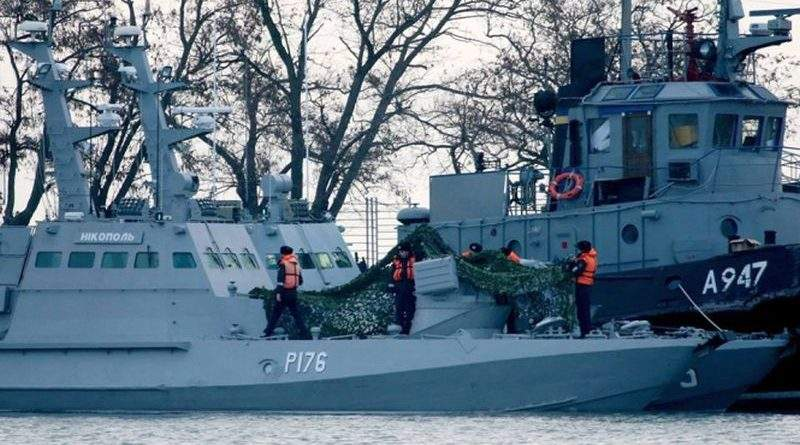 CБУ отримала нові беззаперечні докази агресивного збройного нападу РФ на кораблі ВМС України (відео, брифінг)