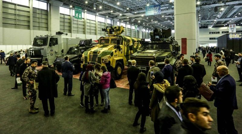 Українська делегація відвідала міжнародну виставку High-tech port у Туреччині