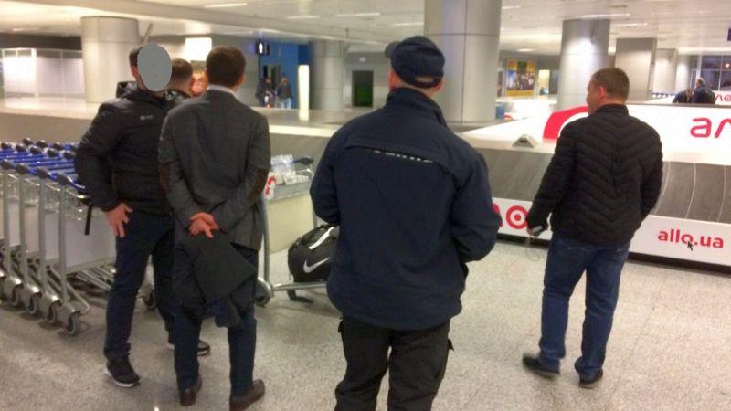 Завершено процедуру екстрадиції зі Швейцарії до України громадянина, який розшукувався за вчинення шахрайства