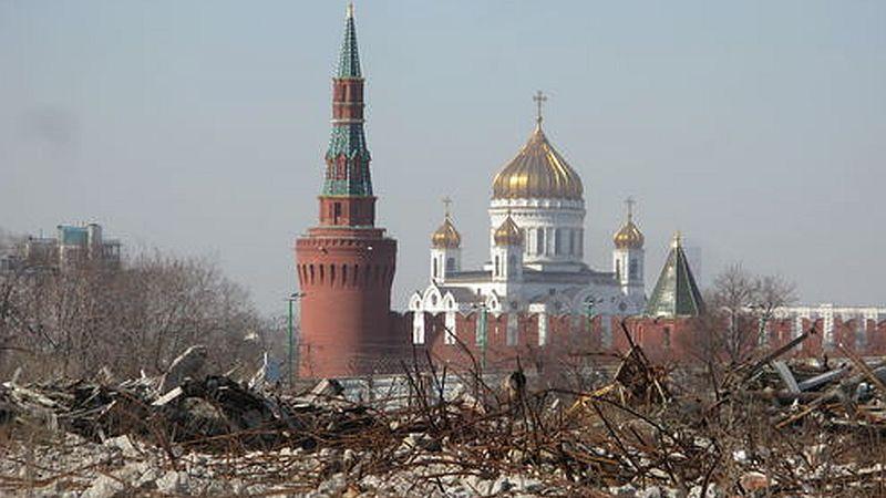 Мазохистский цугцванг России
