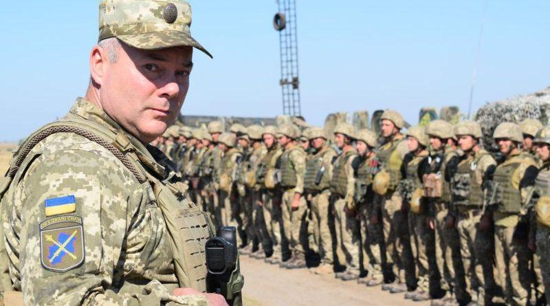 «Поняття «сірої зони» на Донбасі немає, це запровадили ЗМІ» – інтерв'ю Сергія Наєва BBC News Україна (відео)