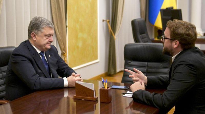 Петро Порошенко дав інтерв'ю провідному німецькому виданню Bild (фото)