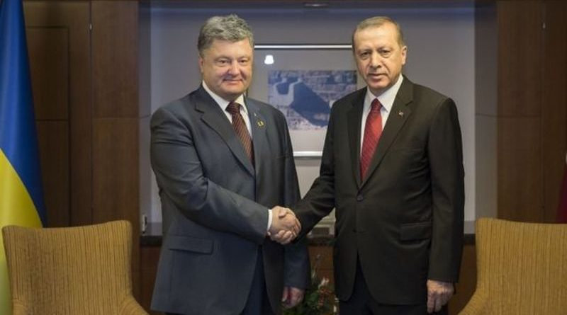 3-4 листопада відбудеться офіційний візит Президента України Петра Порошенка до Туреччини