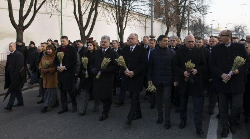 Історична відповідальність за Голодомор лежить на Російській Федерації як правонаступниці СРСР – Президент
