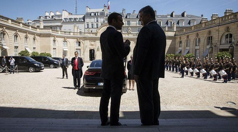 10-11 листопада Президент України здійснить робочий візит до Франції