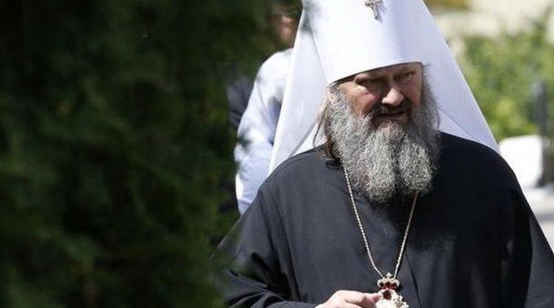 СБУ проводить санкціоновані слідчі дії у настоятеля Свято-Успенської Києво-Печерської Лаври