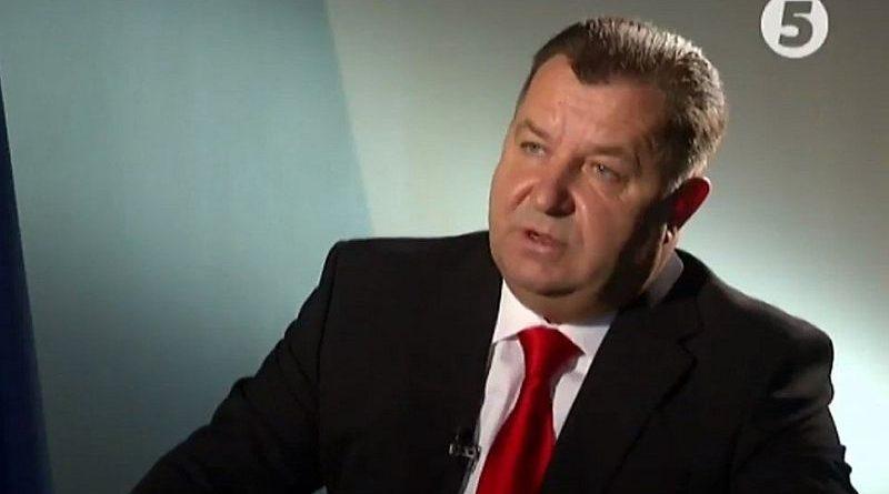 Ексклюзивне інтерв'ю з Міністром оборони України в «Підсумках тижня» на 5 каналі (відео)