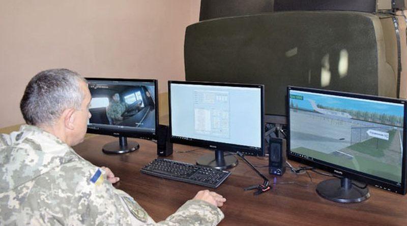 Якість підготовки фахівців Повітряних Сил поліпшують, використовуючи технології віртуальної реальності