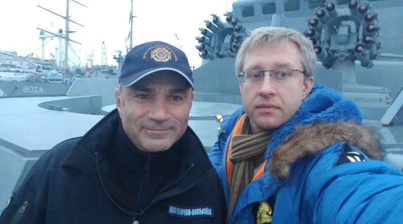 Велике інтерв'ю адмірала, командувача ВМС ЗСУ Ігоря Воронченка 5 каналу (відео)
