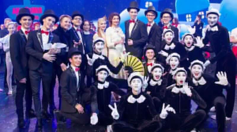 Марина Порошенко взяла участь у відкритті новорічної вистави «Академія Бешкетників» (фото)