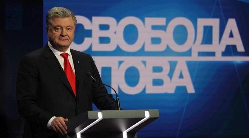 Петро Порошенко в «Свободі слова» на ICTV онлайн (відео)
