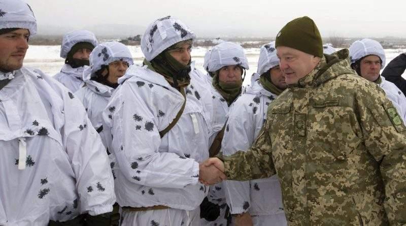 Президент відвідав військові навчання на полігоні «Північ» Сухопутних військ ЗСУ (фото, відео)