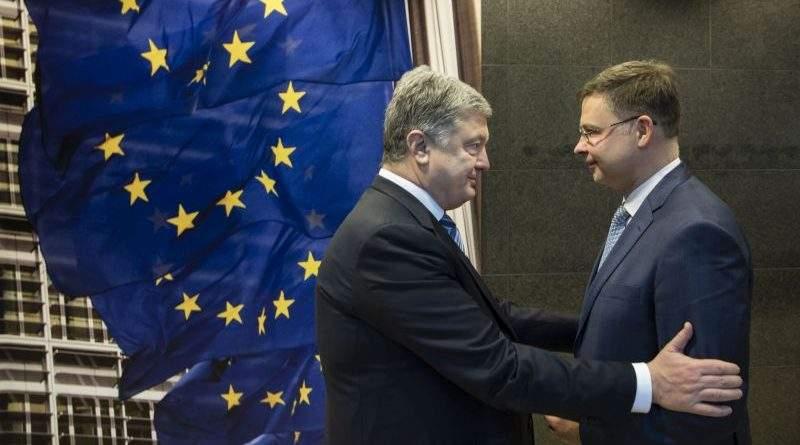 Брюссельські зустрічі Петра Порошенка на вищому рівні (фото, відео)