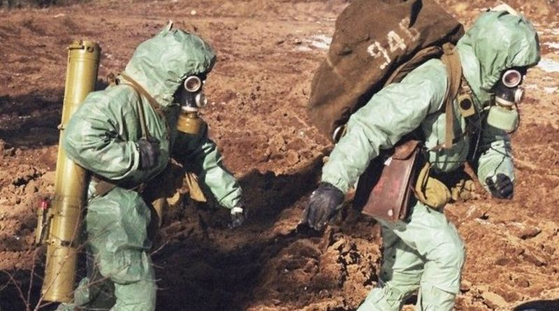 """МІП: Попередження ГУР про хімічні атаки РФ – це не просто """"жахалки"""""""