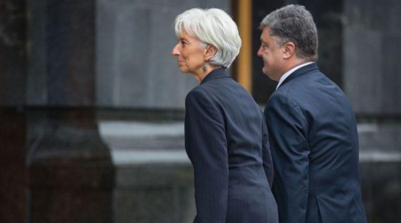 Мы не влазим в долги перед МВФ, мы из них вылазим