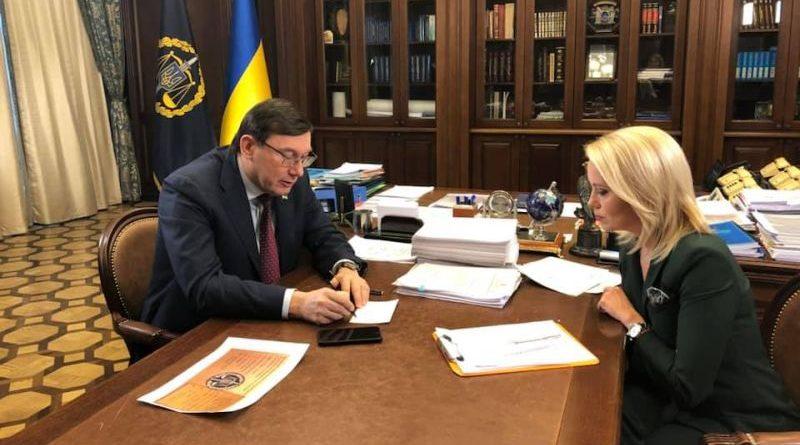 Інтерв'ю Юрія Луценка телеканалу ICTV: Які санкції чекають російський бізнес в Україні (відео)