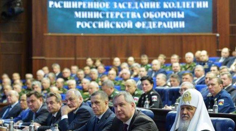 Откуда есть пошел Московский Патриархат
