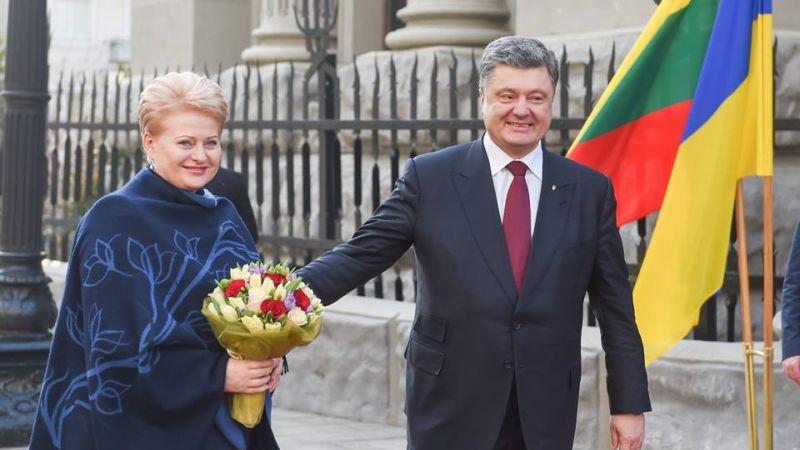 Президент України зустрінеться з Президентом Литовської Республіки