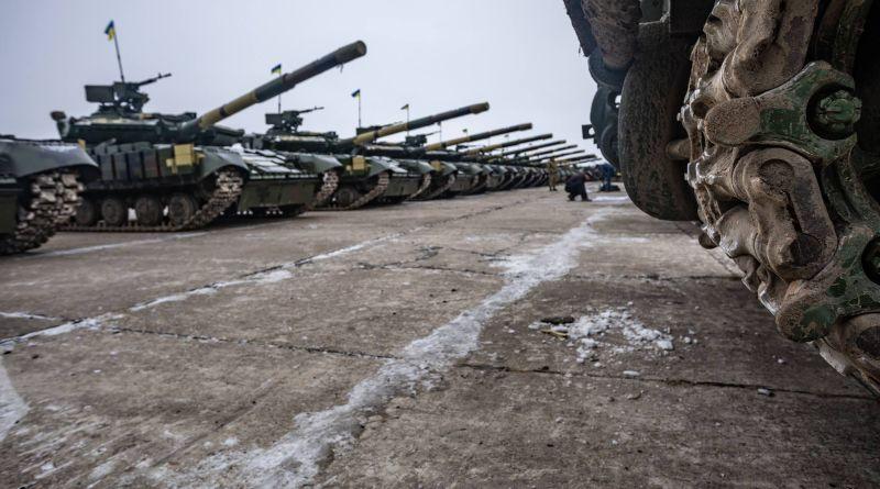 """Оккупанты в ОРДЛО пугают население """"массированным наступлением ВСУ"""", а сами наращивают свои силы, - Информационное сопротивление - Цензор.НЕТ 2510"""