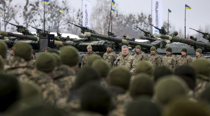 Президент передав ЗСУ модернізоване та відремонтоване озброєння та військову техніку (фото, відео)
